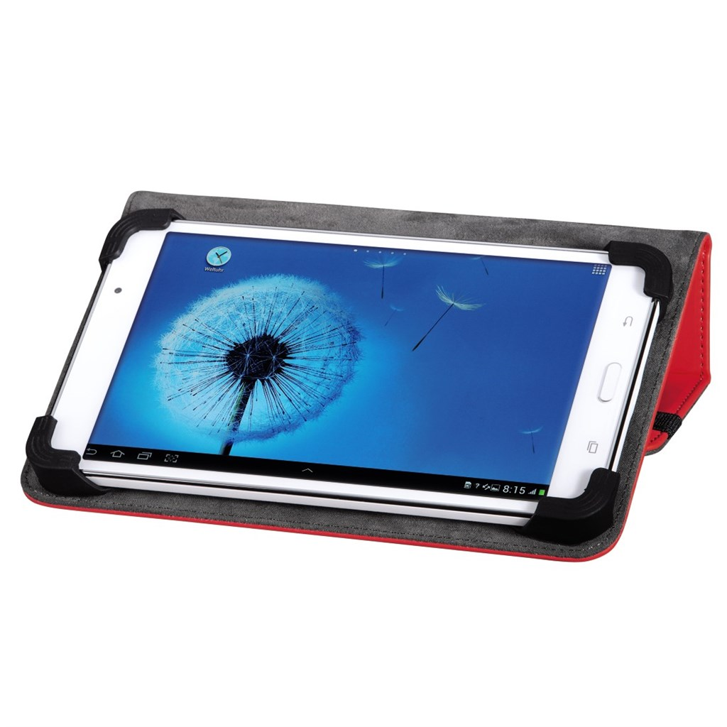 "Hama Xpand Portfolio for Tablets up to 17.8 cm (7""), red"