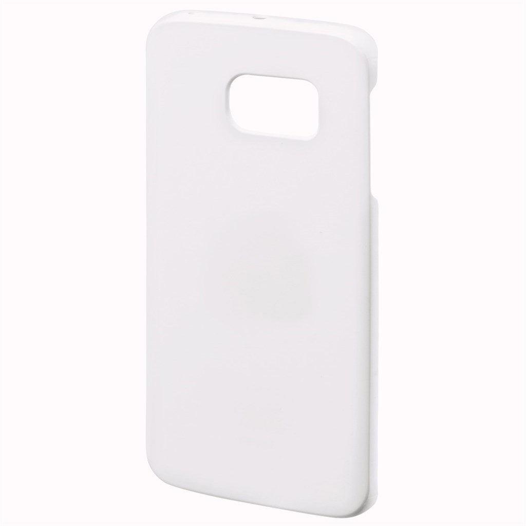 Hama Rubber Cover for Samsung Galaxy S6 Edge, white