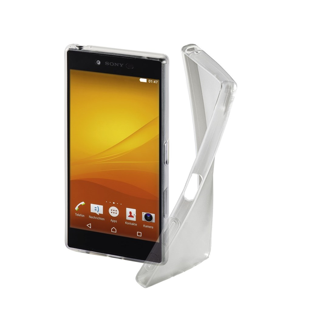 Hama Crystal Cover for Sony Xperia Z5 Premium, transparent