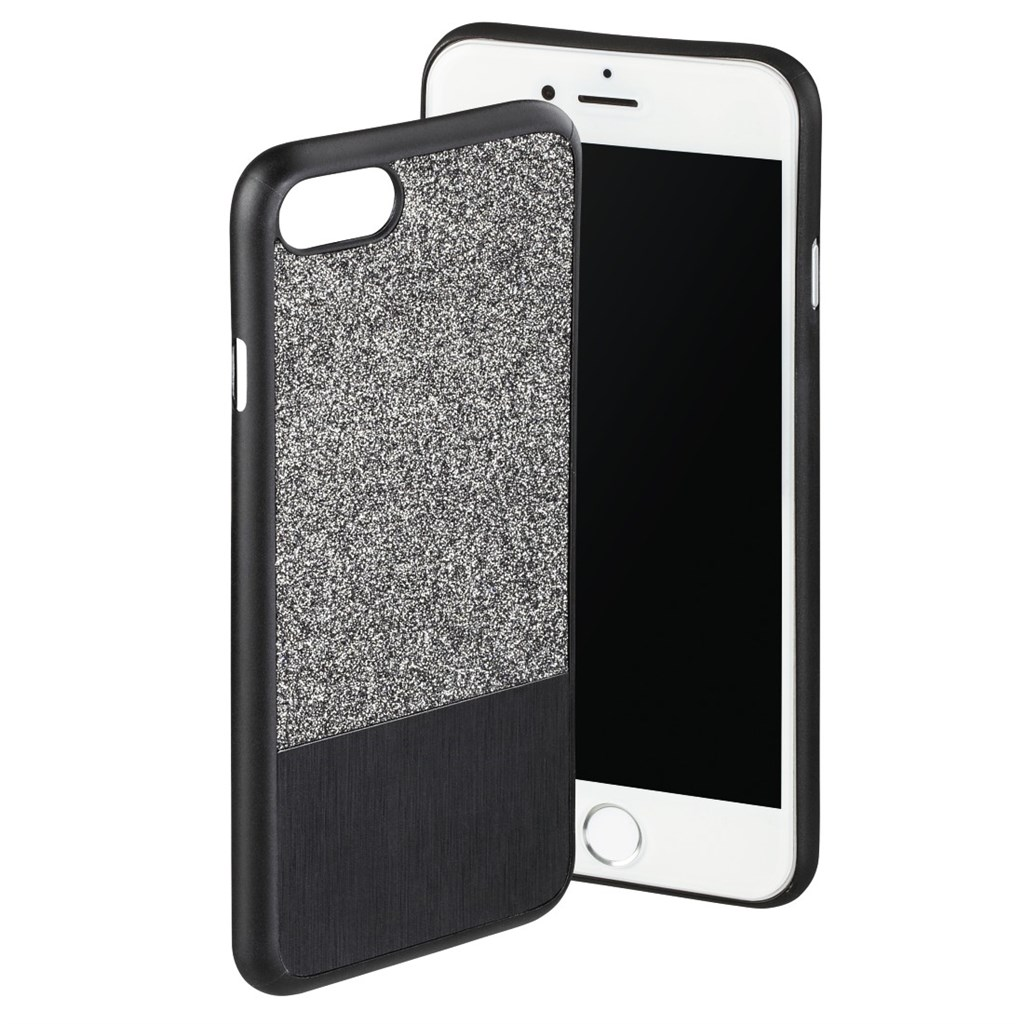 Hama Glamorous Nights cover for the Apple iPhone 6 6s, black