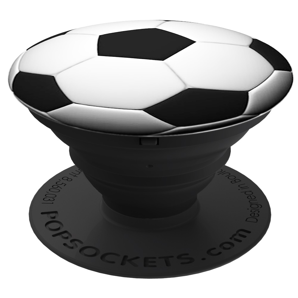 PopSocket Soccer Ball