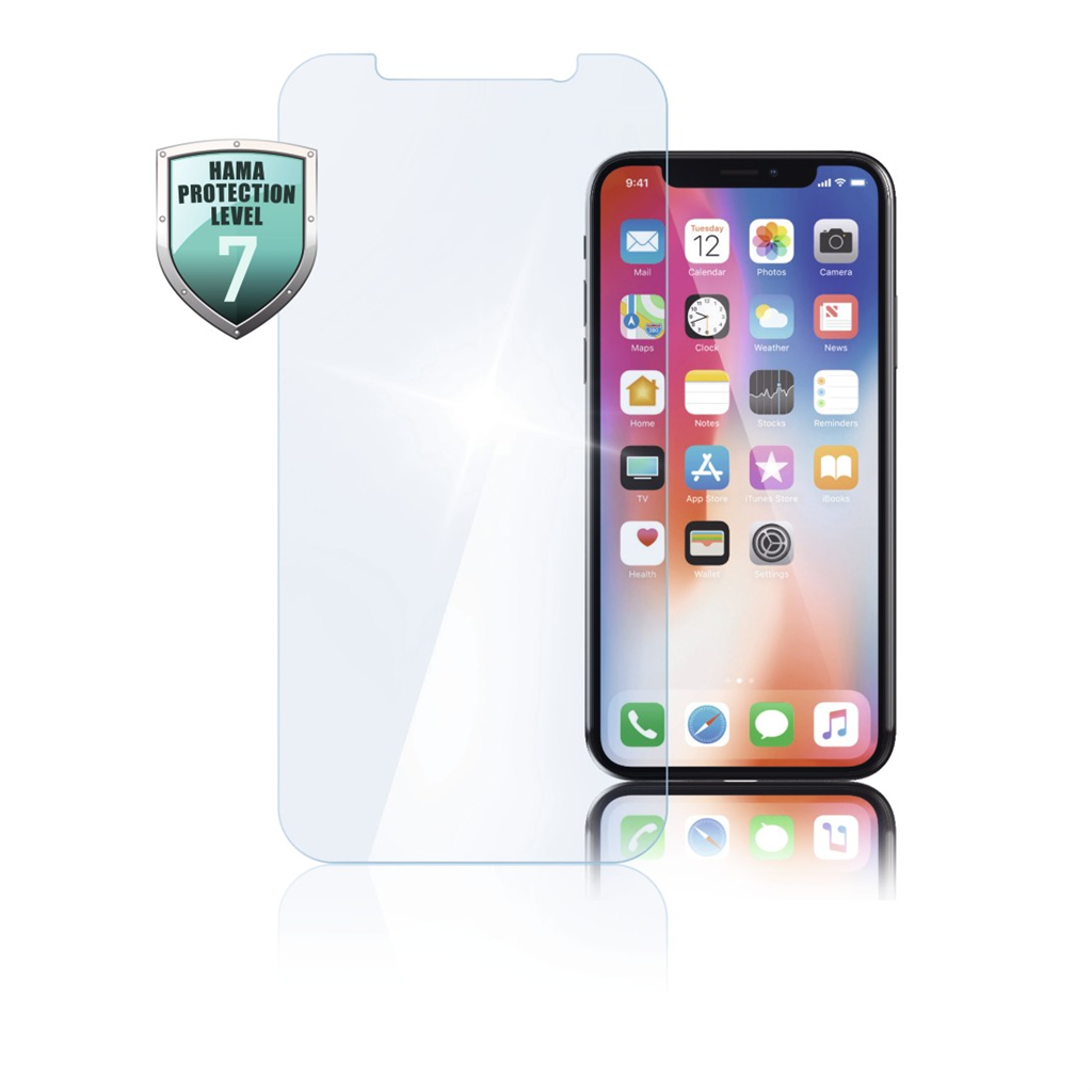 Hama Protective Glass for Apple iPhone XR