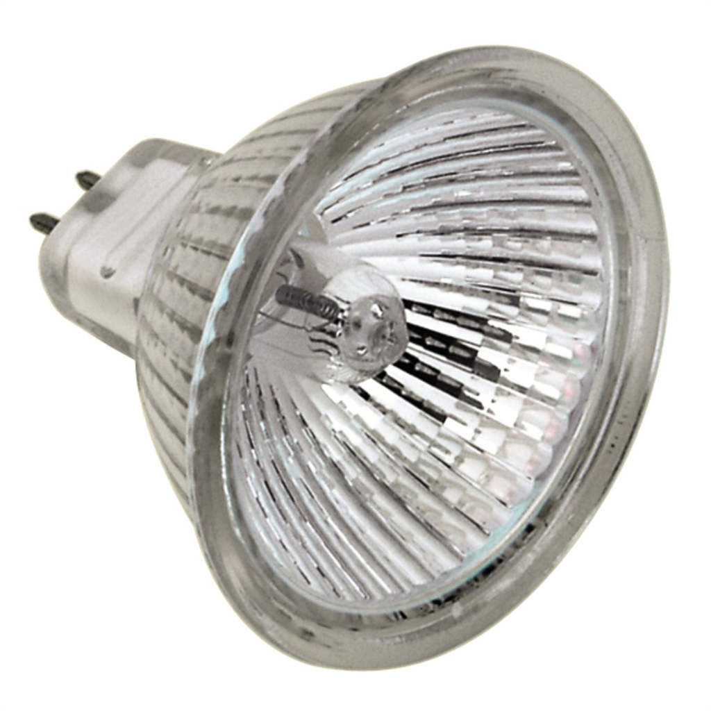Xavax LV Halogen Reflector Bulb, 50W, GU5.3, MR16, warm white