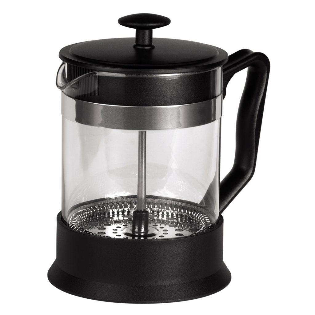 Xavax 111330  kanvica na prípravu čaju kávy (French press), 0,6 l