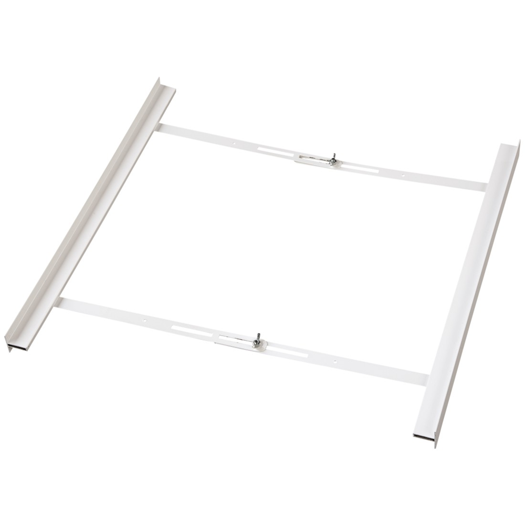 Xavax Intermediate Frame (open front) for Washing Machine and Dryer, 55 - 68 cm