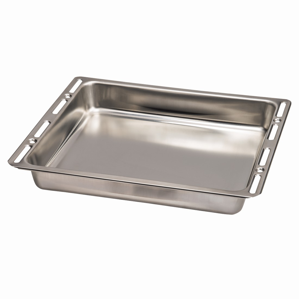 Xavax Baking Oven Tray, stainless steel, 46.5 cm