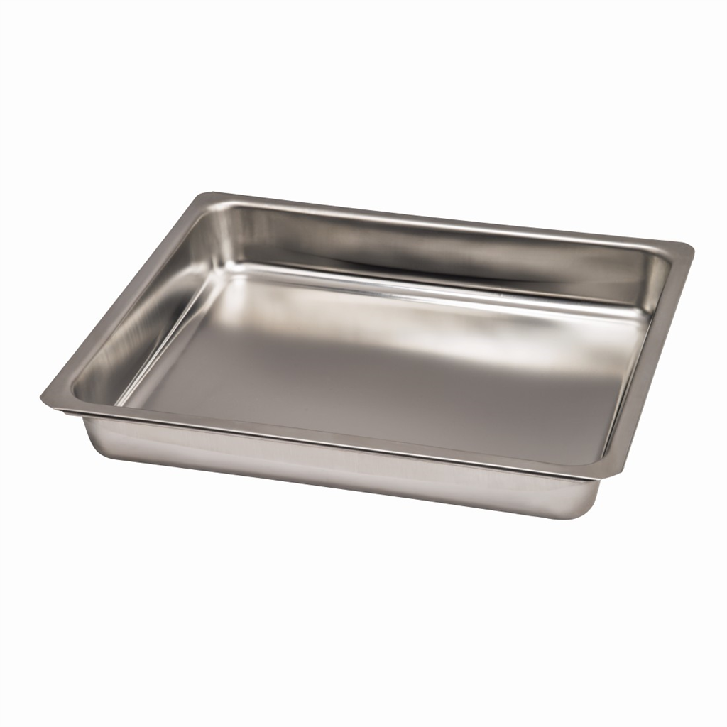 Xavax Baking Oven Tray, stainless steel, 42.5 cm