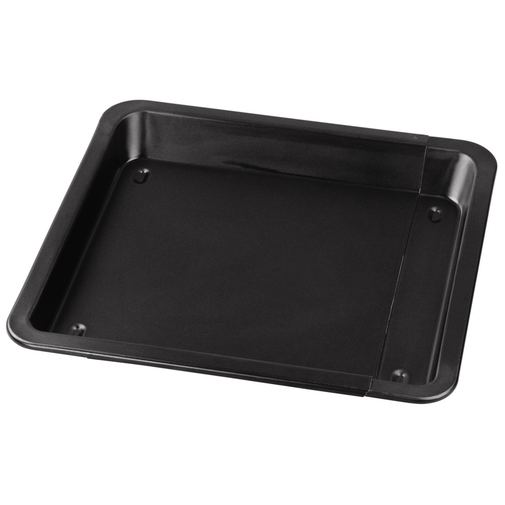 Baking Tray, extendable, 3 cm lip