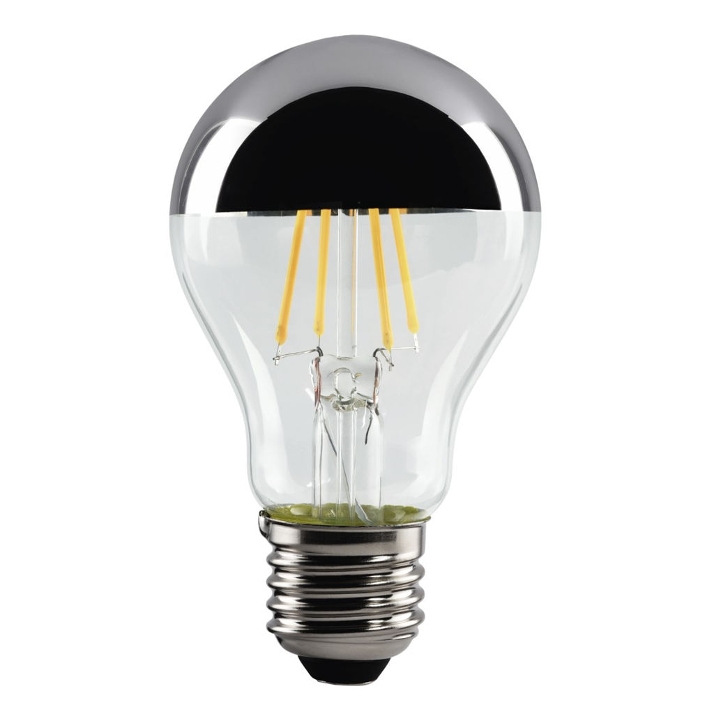 Xavax LED Filament, E27, 400 lm replaces 35W, incandescent bulb, warm white