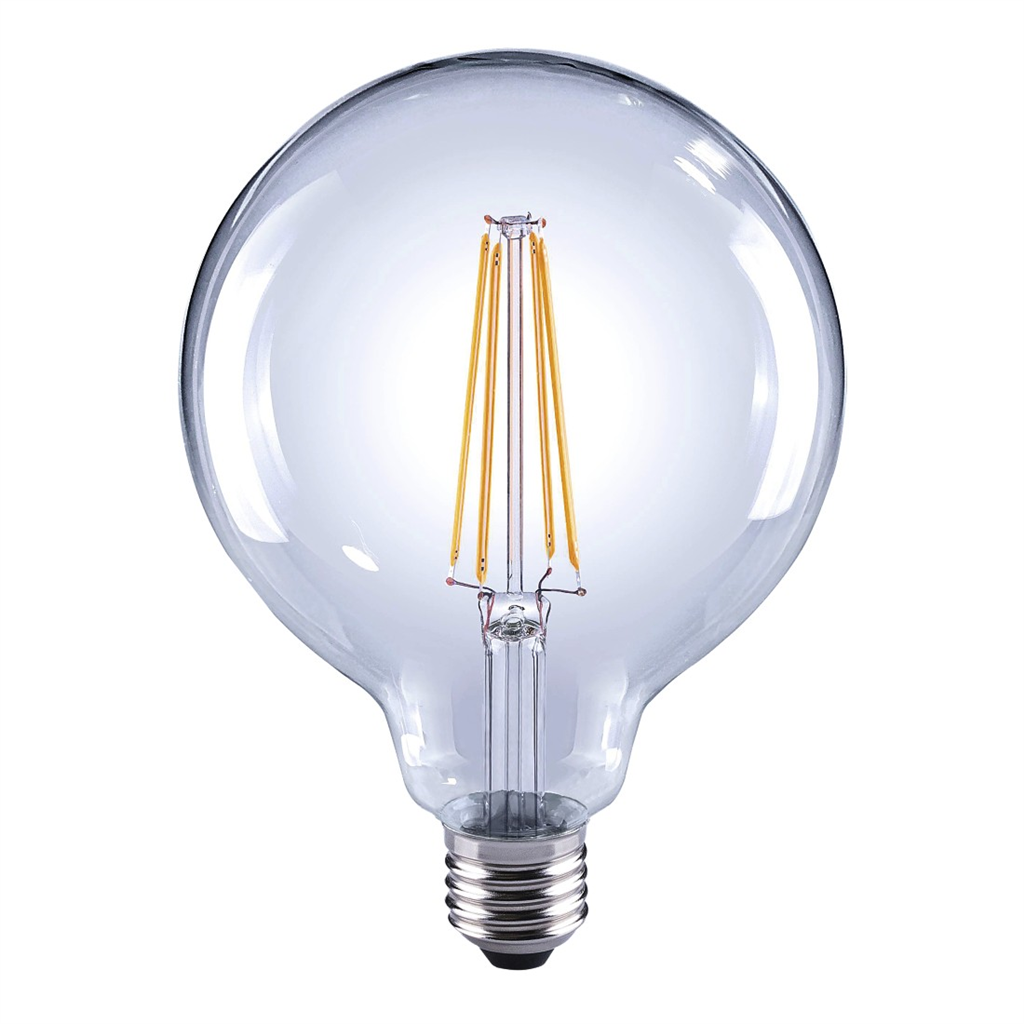 Xavax LED Filament, E27, 1055lm Replaces 75W Globe Bulb, warm white, dimmable