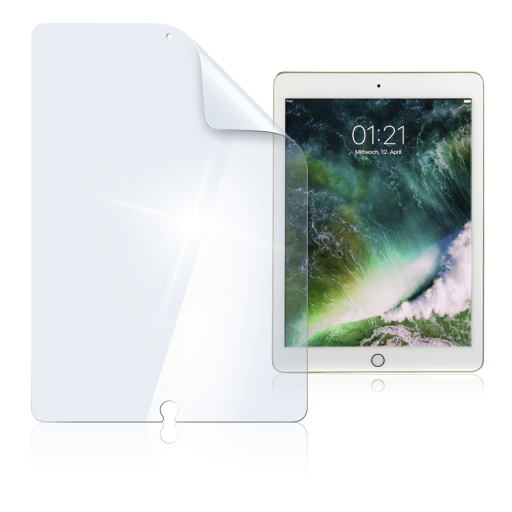 "Hama Anti-reflective Screen Protector for iPad Air Air 2 Pro 9.7"" 9.7"" (2017)"
