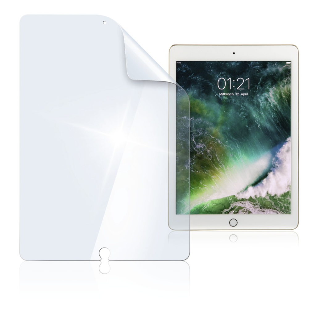 Hama Crystal Clear Screen Protector for Apple iPad Pro 10.5""