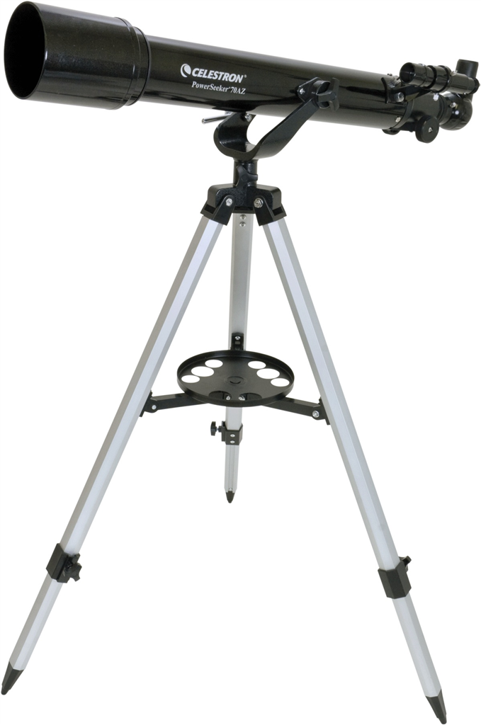 CELESTRON POWER SEEKER 70AZ REFRAKTOR