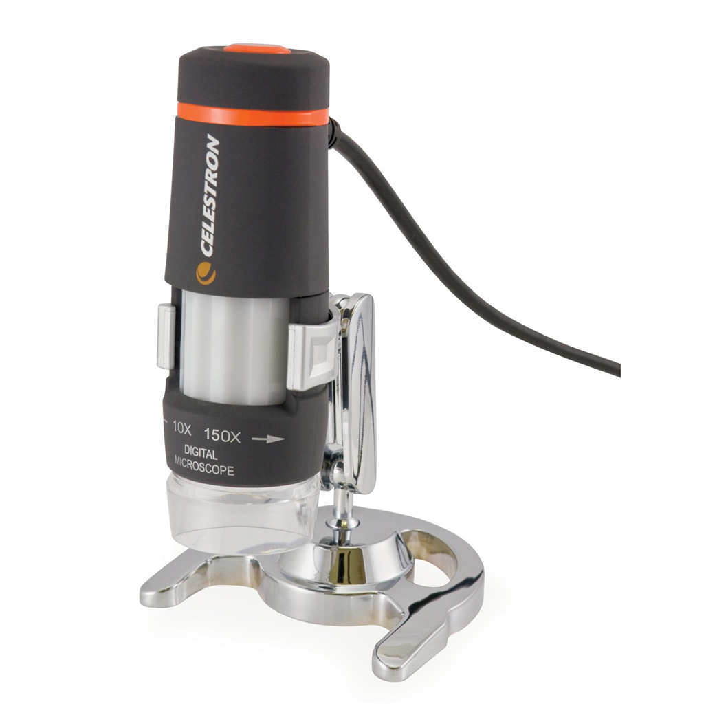 28224810 CELESTRON HANHELD DIGITAL MICROSCOPE (44302-DS)
