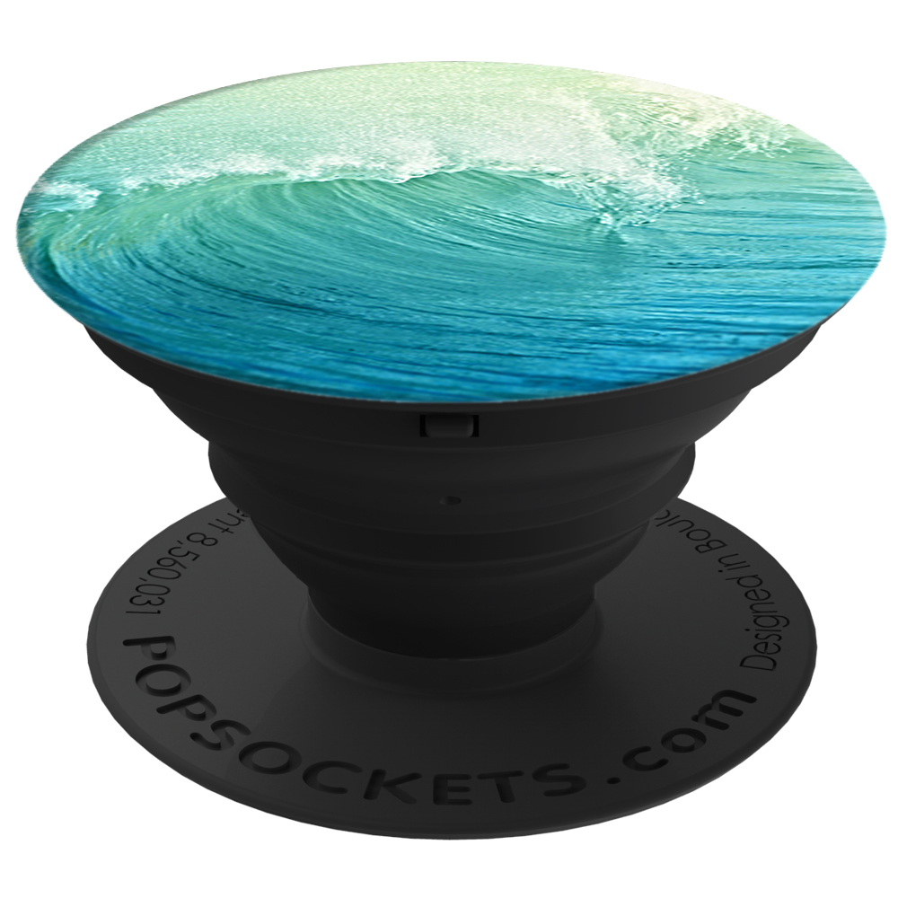 PopSockets 43100400  Original PopGrip, Wave