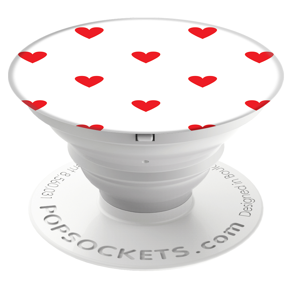 PopSockets 43111600  Original PopGrip, Hearting