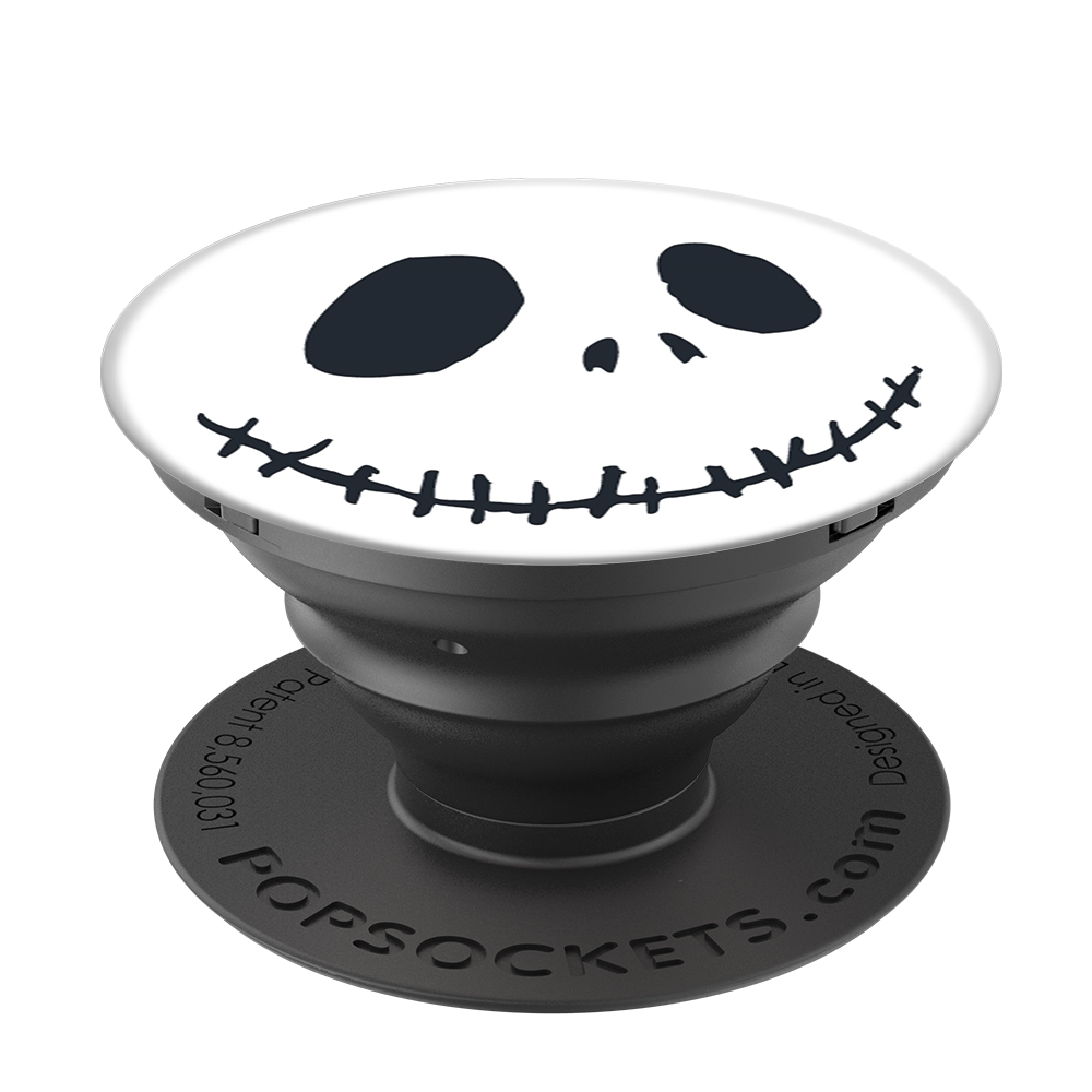 PopSockets 43113800  Original PopGrip, DISNEY Jack Skellington - ALTERNATÍVA POD