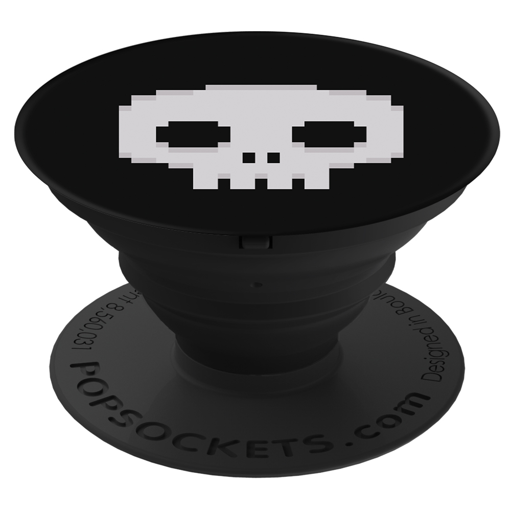 PopSockets 43120000  Original PopGrip, Game Over