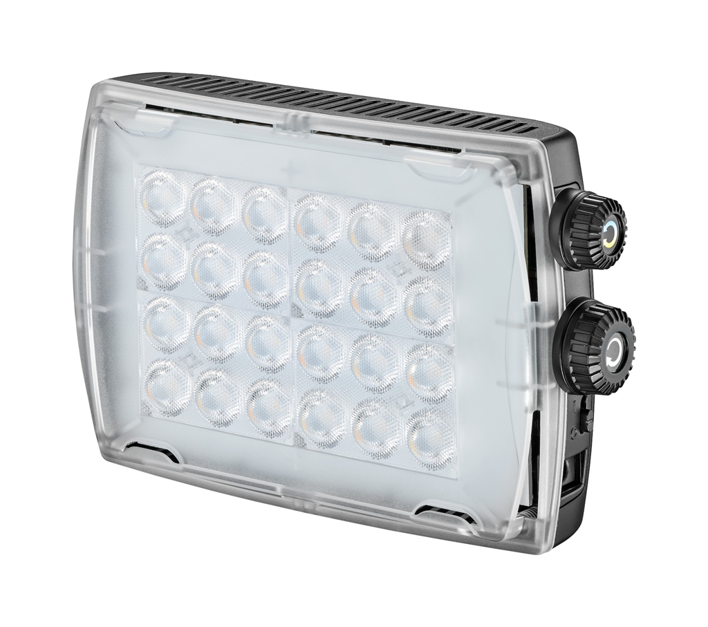 Manfrotto MLCROMA2, LED svetlo pre VIDEO a FOTO 900lux, 5600 3100K
