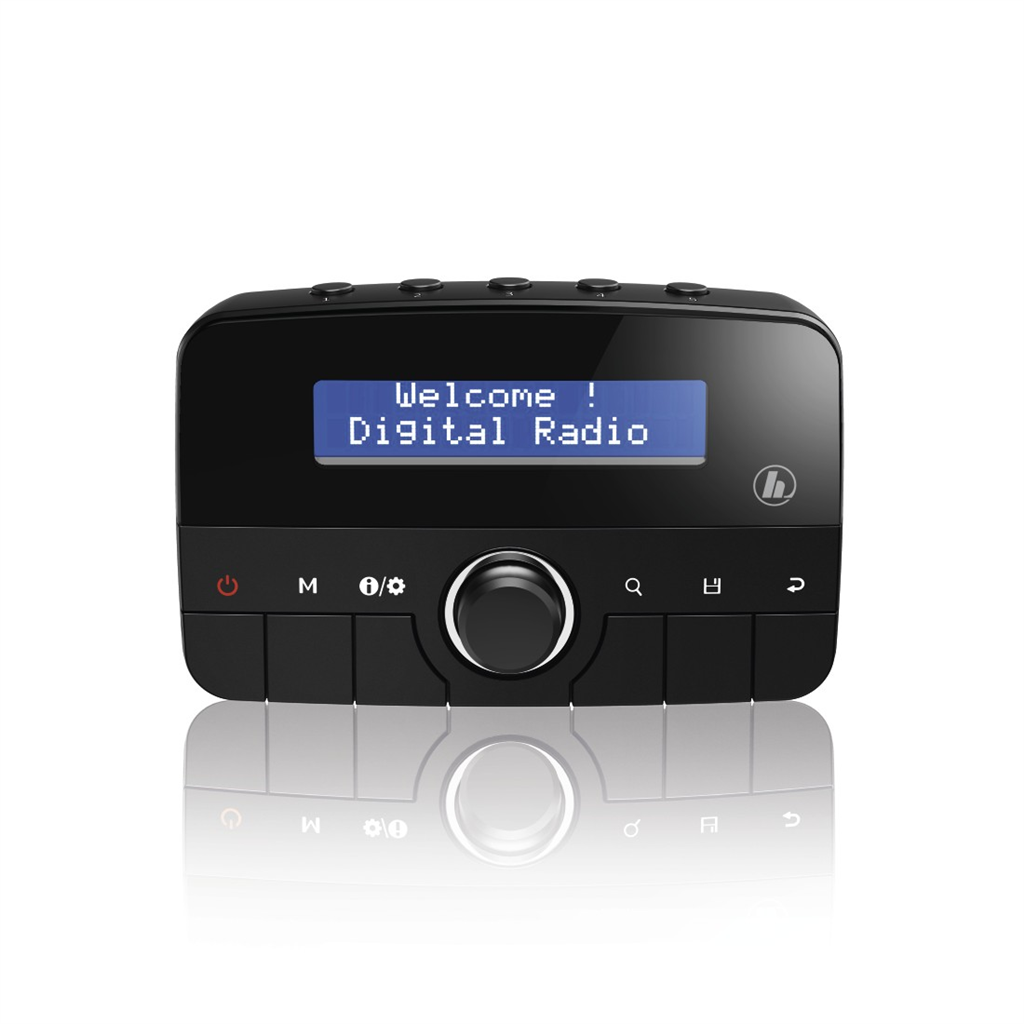 Hama DAB tuner do auta CDR70BT DAB DAB+ Bluetooth