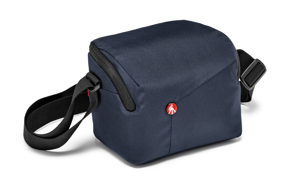 Manfrotto MB NX-SB-IBU, NX Shoulder Bag CSC Blue, taška na rameno modrá