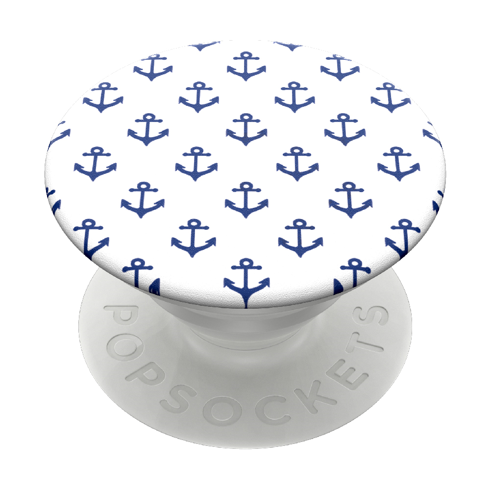 PopSockets PopGrip Gen.2, Anchors Away White