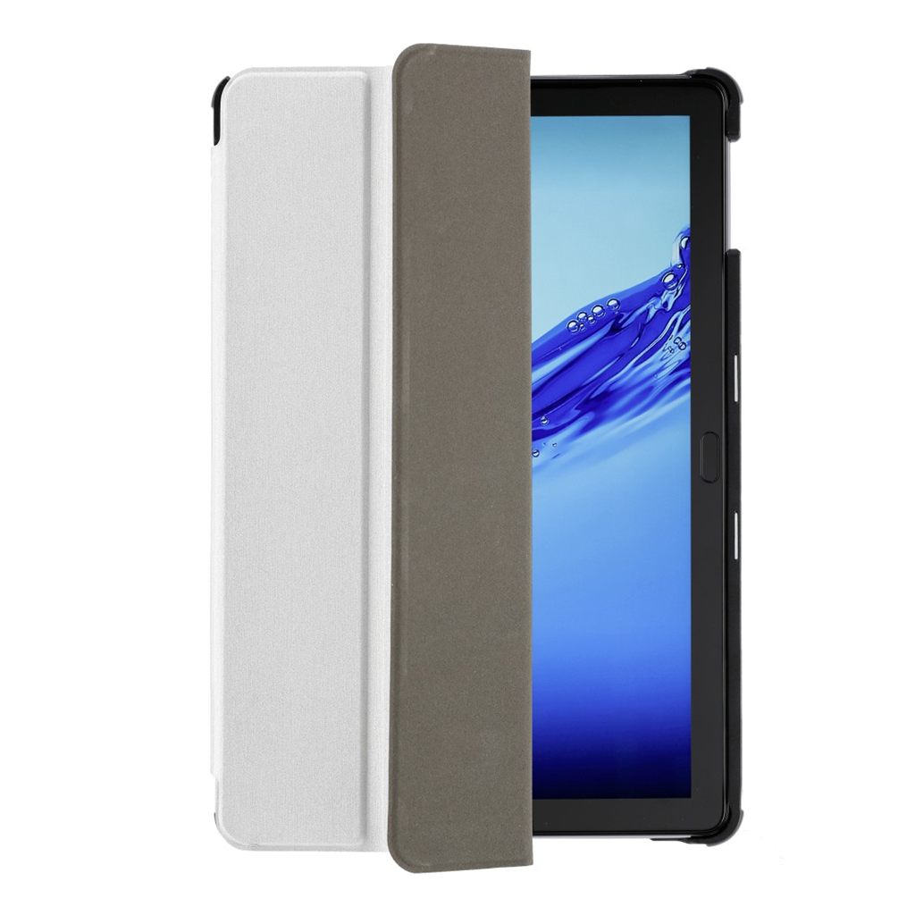 "HAMA 187576  Fold Tablet Case for Huawei MediaPad M5 lite (8.0""), silver"