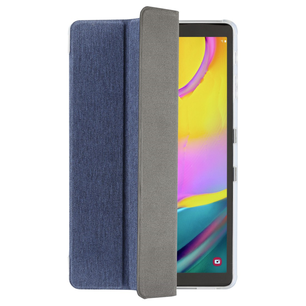 HAMA 187586  Singapore Tablet Case for Samsung Galaxy Tab A 10.1 (2019), blue