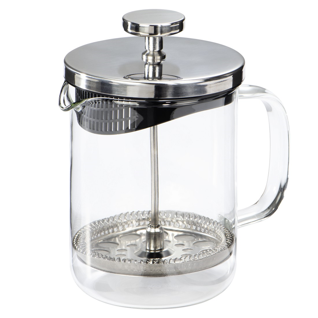 Xavax 111245  kanvica na prípravu kávy čaju (French press), 0,6 l