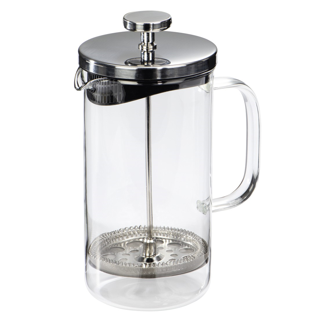 Xavax 111246  kanvica na prípravu kávy čaju (French press), 1 l