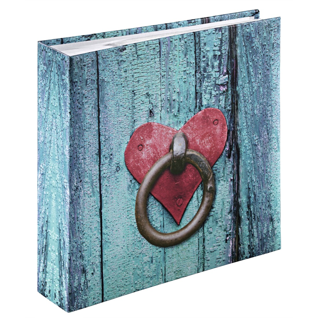 HAMA 2167  album memo  RUSTICO DOOR KNOCKER 10x15 200, popisové pole